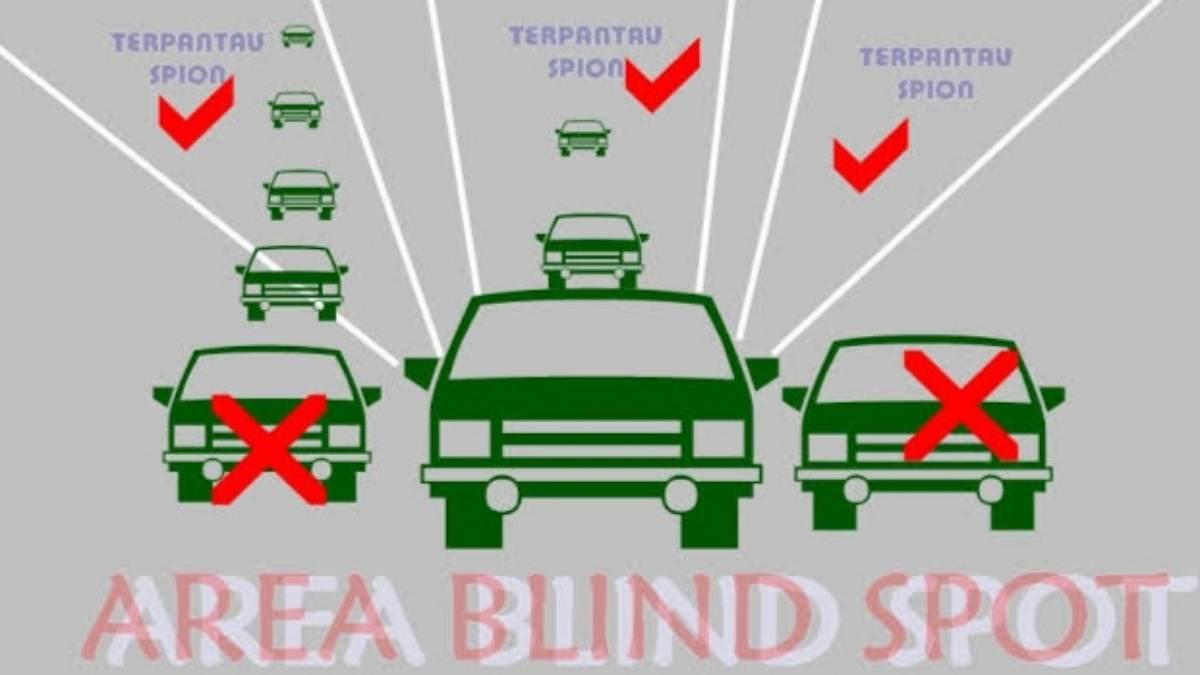 area blind spot