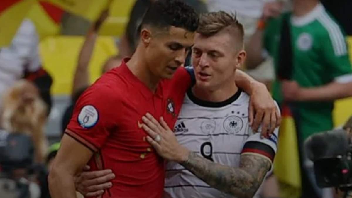 Portugal vs Jerman 2-4