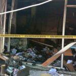 Gedung dan dokumen penting di PUTRPRKP Pangandaran hangus terbakar