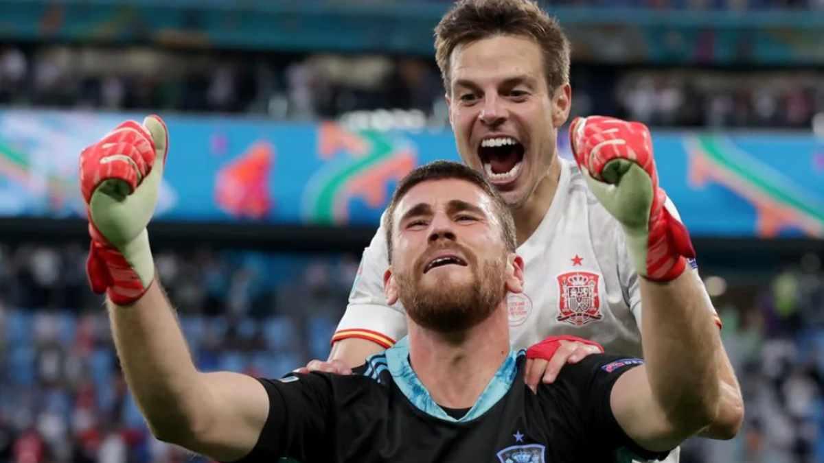 Kalahkan Swiss melalui adu penalti, Spanyol melaju ke semi final