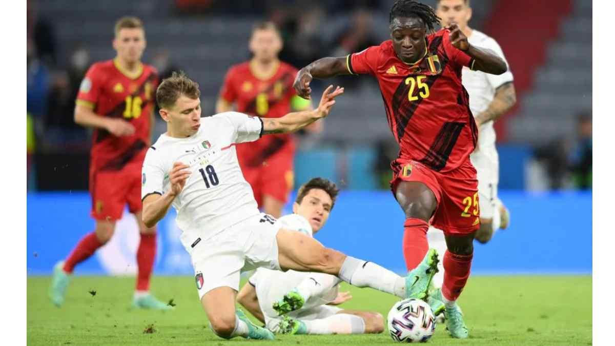 Italia bertemu Spanyol di Semi Final