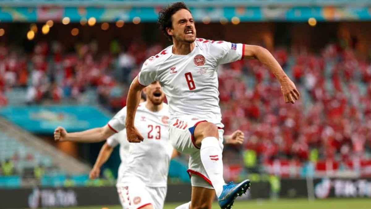 Timnas Denmark melaju ke semi final EURO 2020